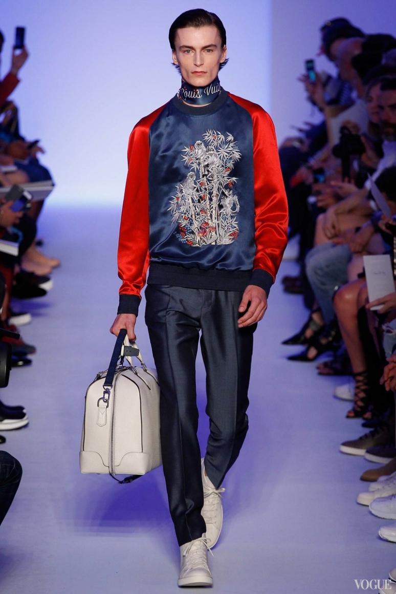 Louis Vuitton Menswear весна-лето 2016 #37