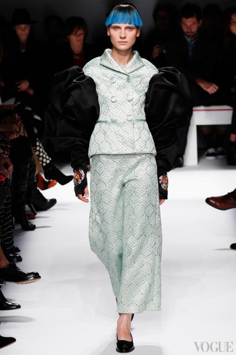Schiaparelli Couture весна-лето 2014 #7