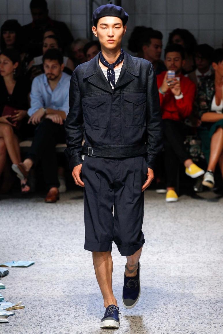 Antonio Marras Menswear весна-лето 2016 #44