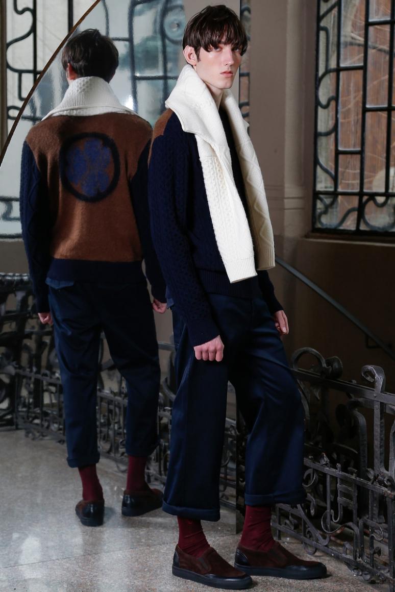 Iceberg Menswear осень-зима 2015/2016 #17