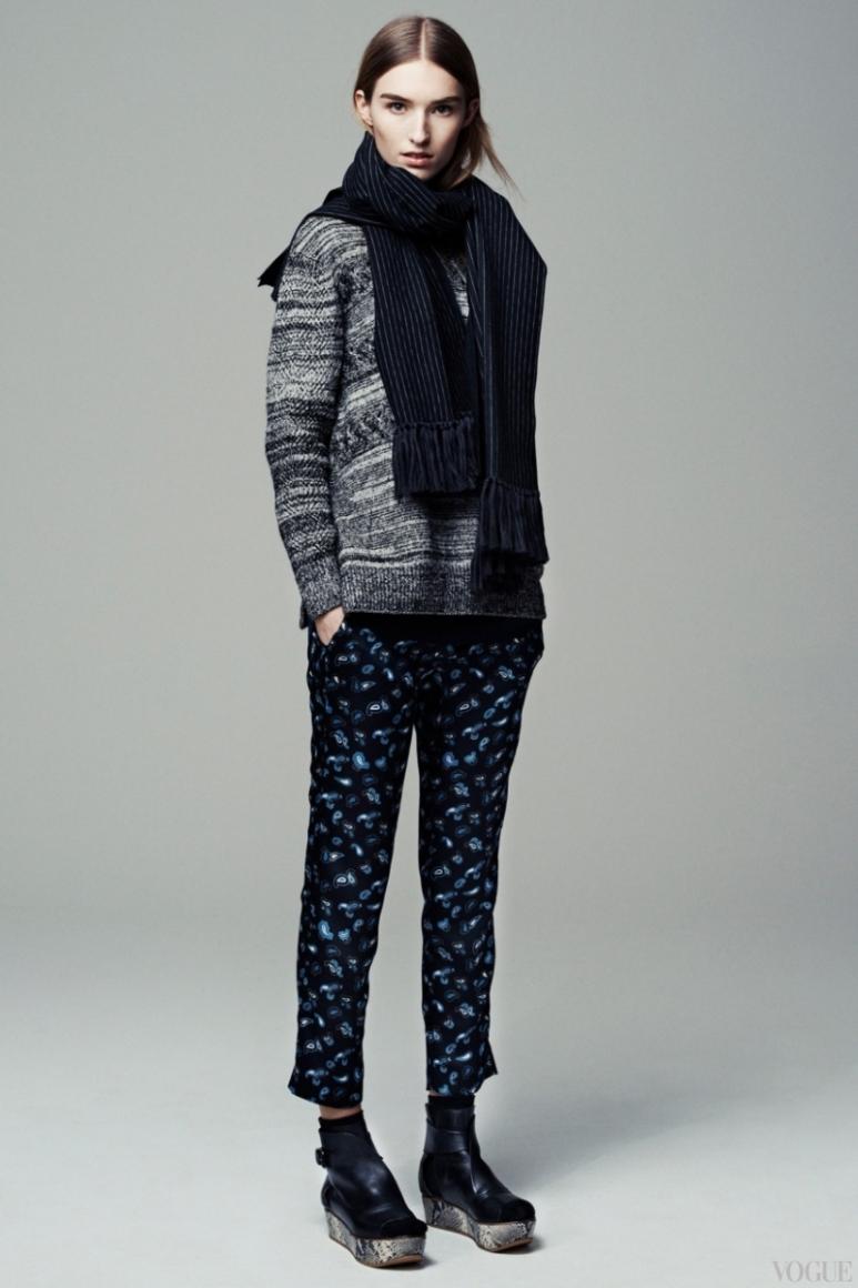 Thakoon Addition Couture весна-лето 2013 #24
