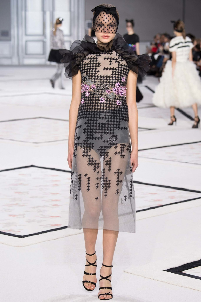 Giambattista Valli Couture весна-лето 2015 #38