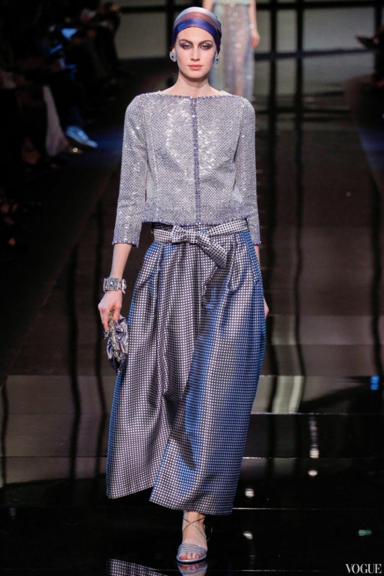 Armani Priv? Couture весна-лето 2014 #17