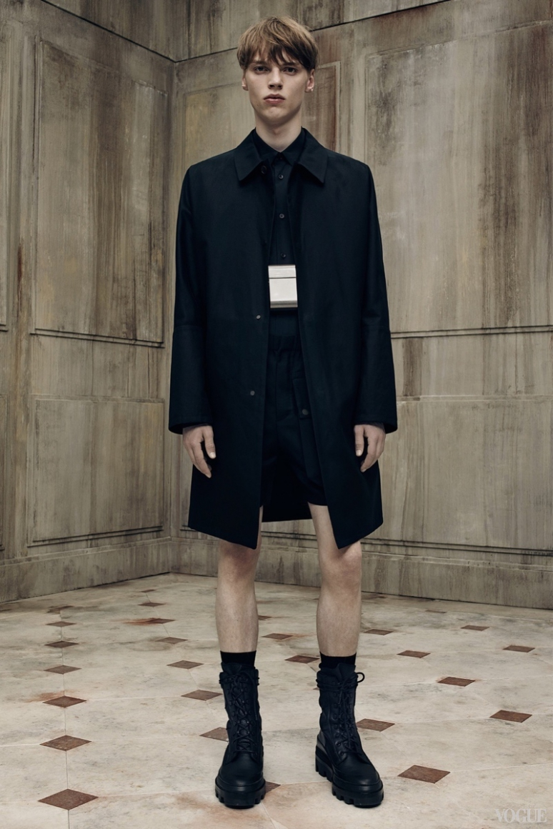 Balenciaga Menswear весна-лето 2016 #4