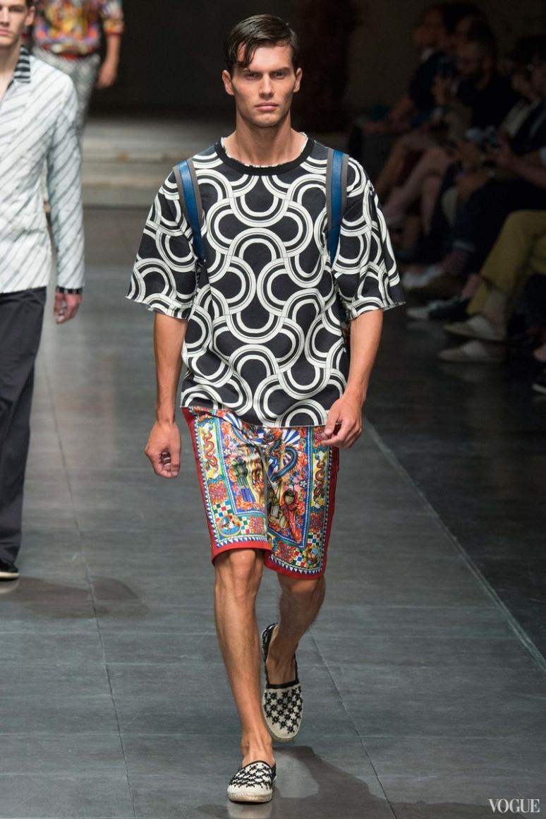 Dolce & Gabbana Menswear весна-лето 2016 #13