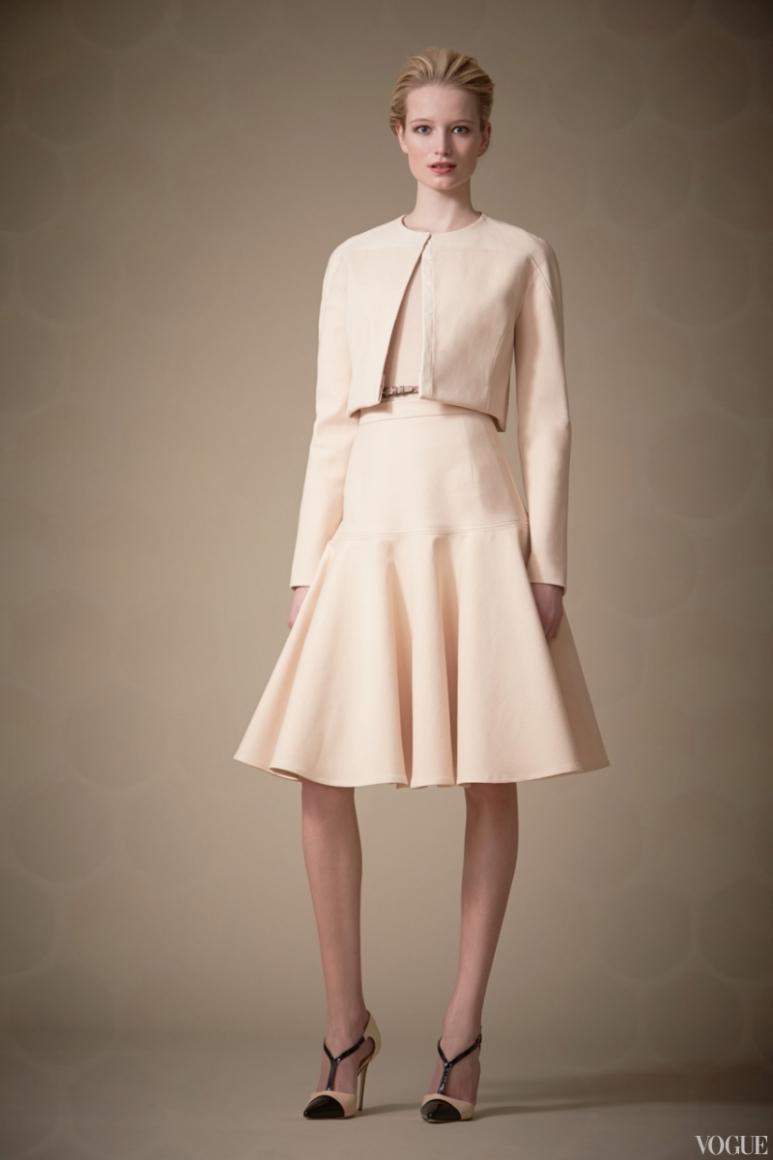 Carolina Herrera Couture весна-лето 2013 #16