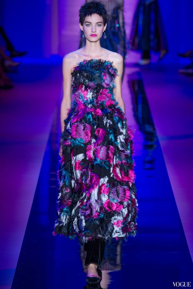 Armani Priv? Couture осень-зима 2015/2016 #31