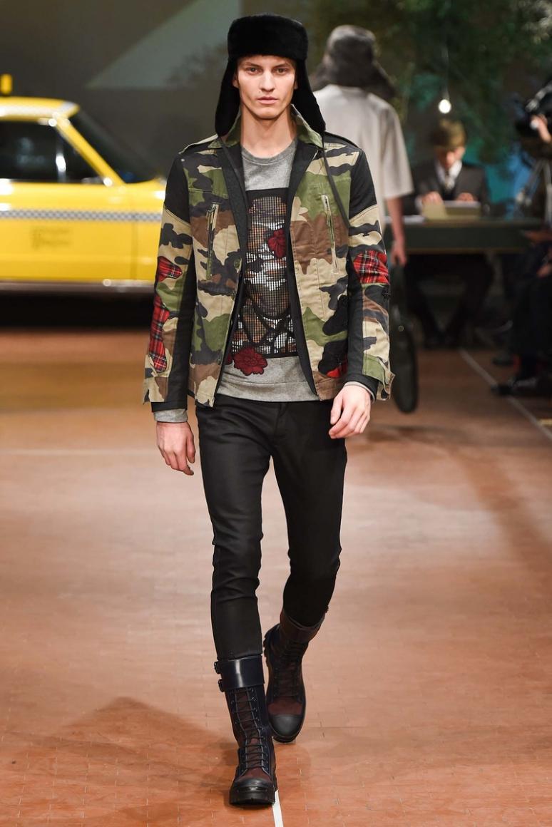 Antonio Marras Menswear осень-зима 2015/2016 #11