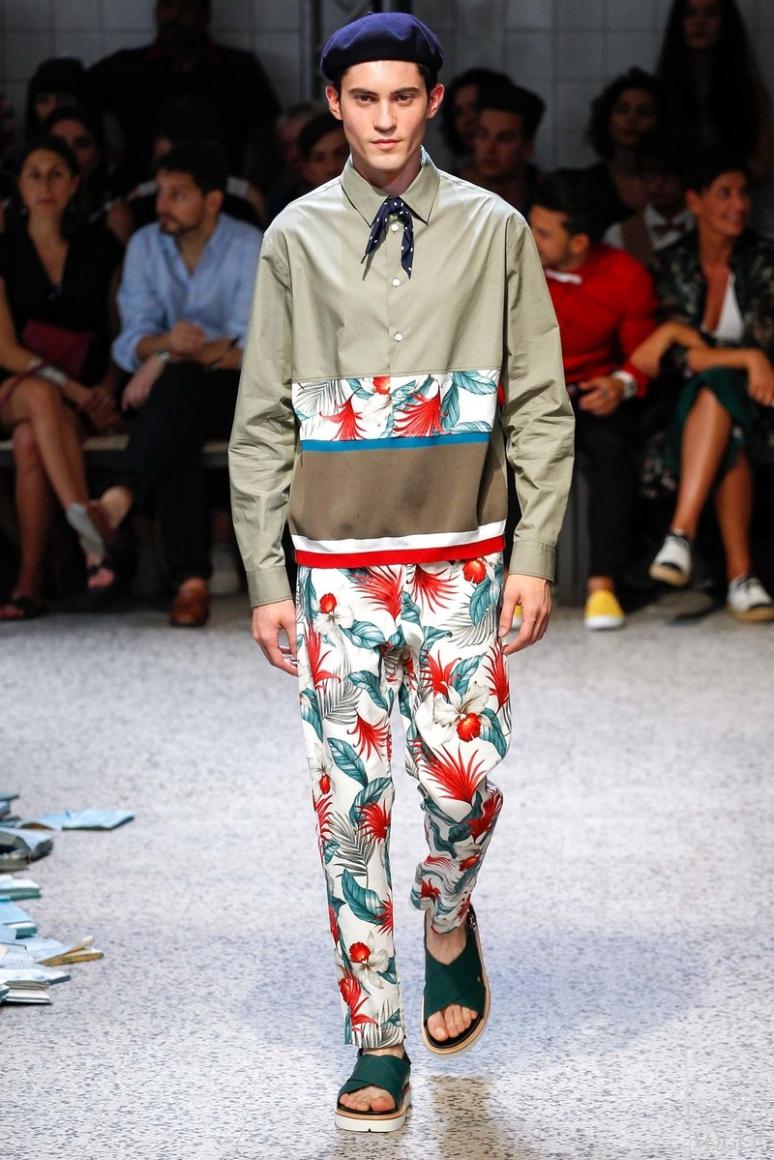 Antonio Marras Menswear весна-лето 2016 #11