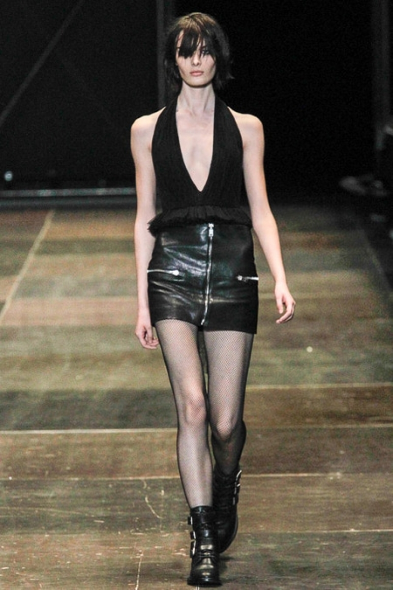 Saint Laurent осень-зима 2013/2014 #44