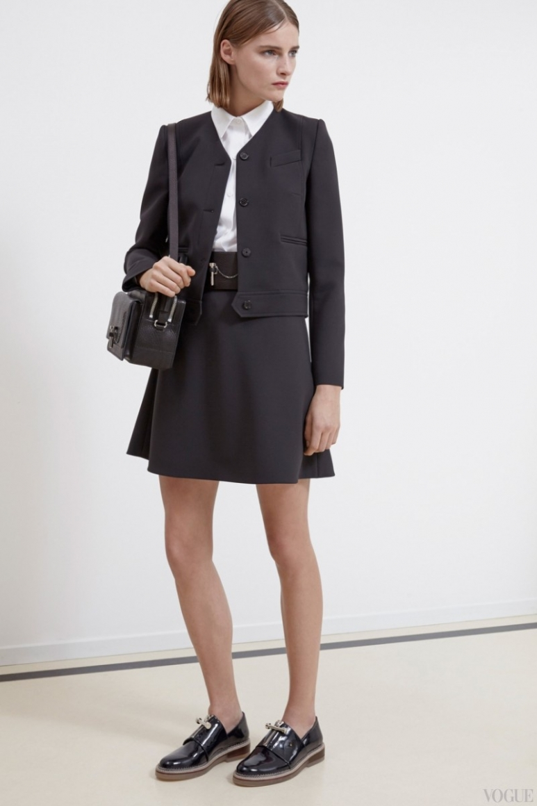 Carven Couture весна-лето 2013 #18