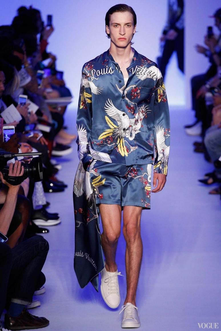 Louis Vuitton Menswear весна-лето 2016 #31