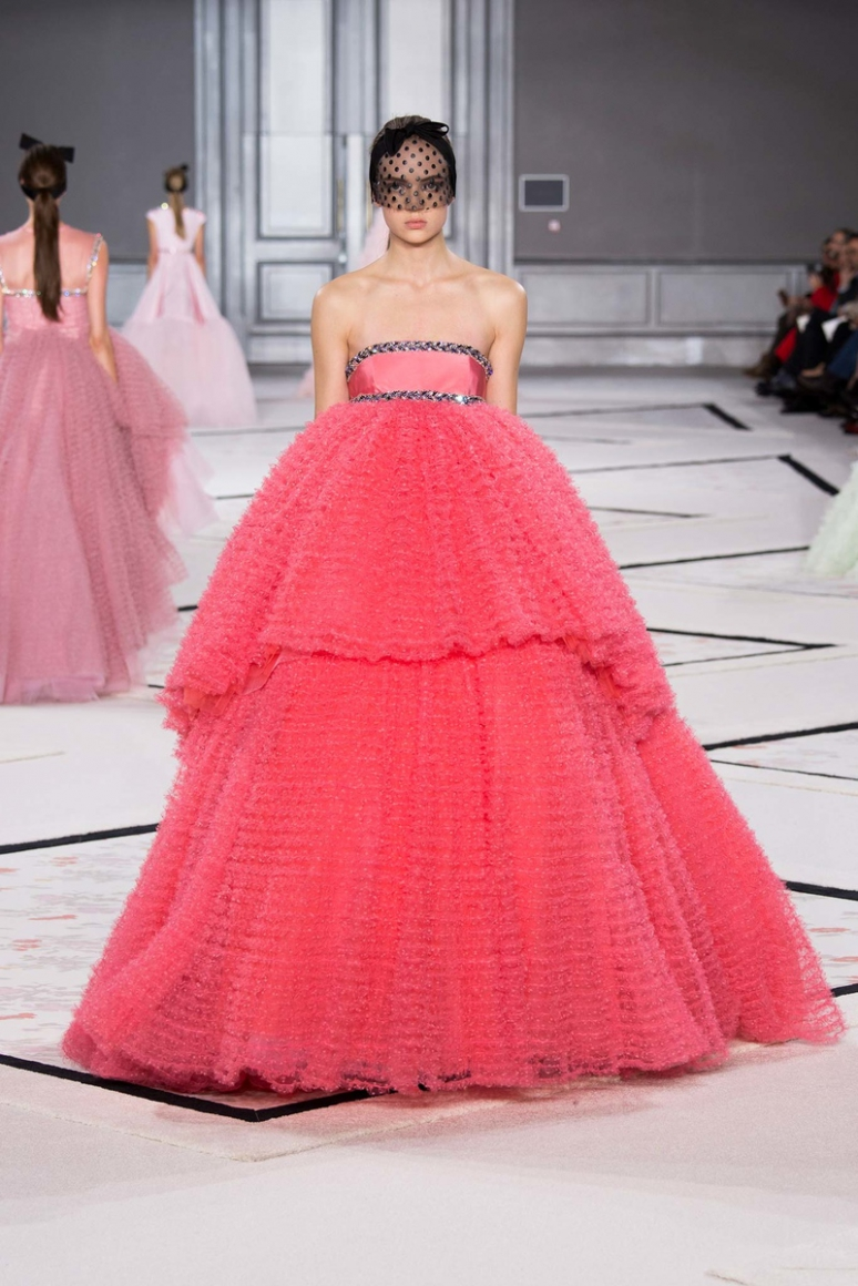 Giambattista Valli Couture весна-лето 2015 #2