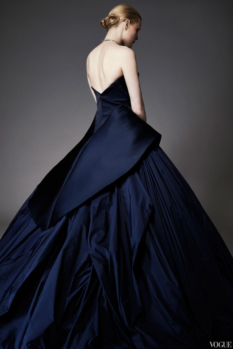 Zac Posen Resort 2015 #1