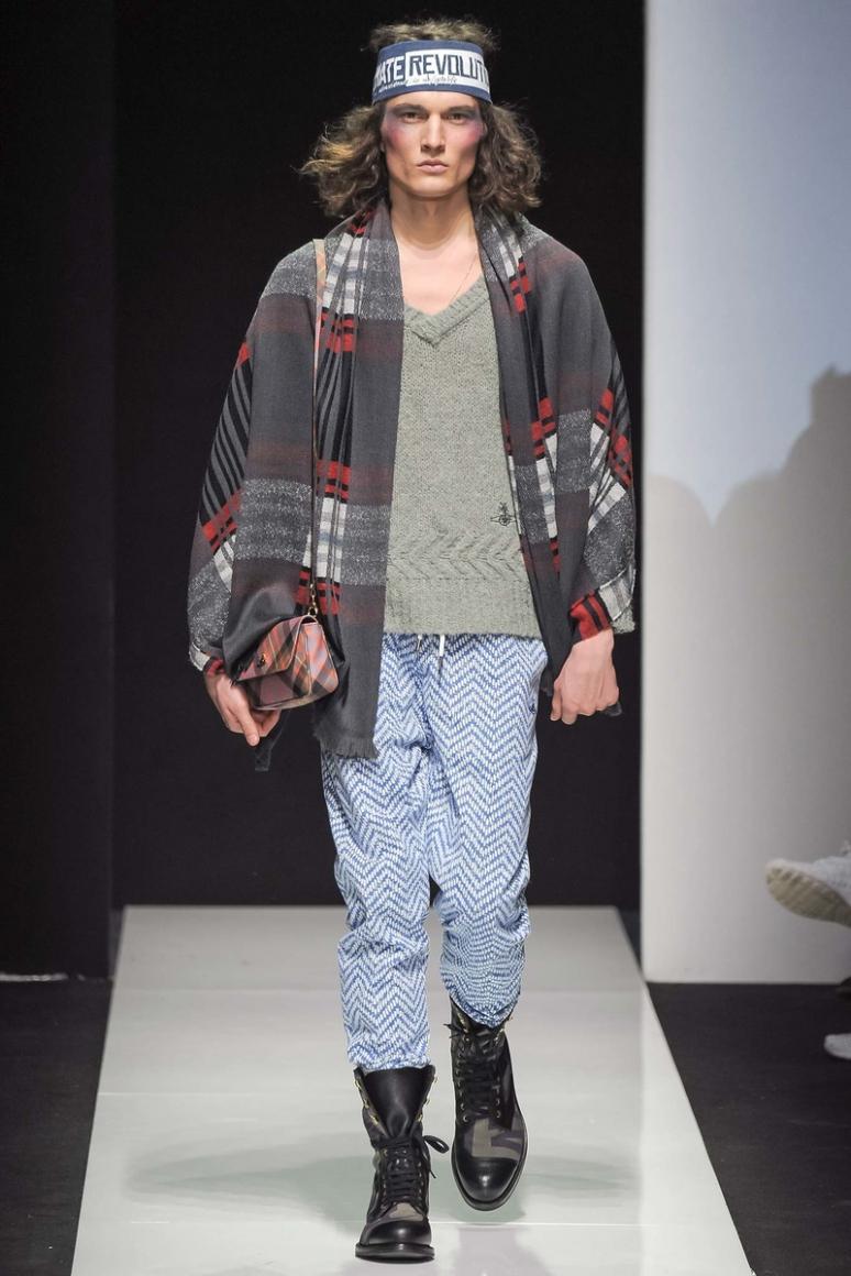 Vivienne Westwood Menswear осень-зима 2015/2016 #19