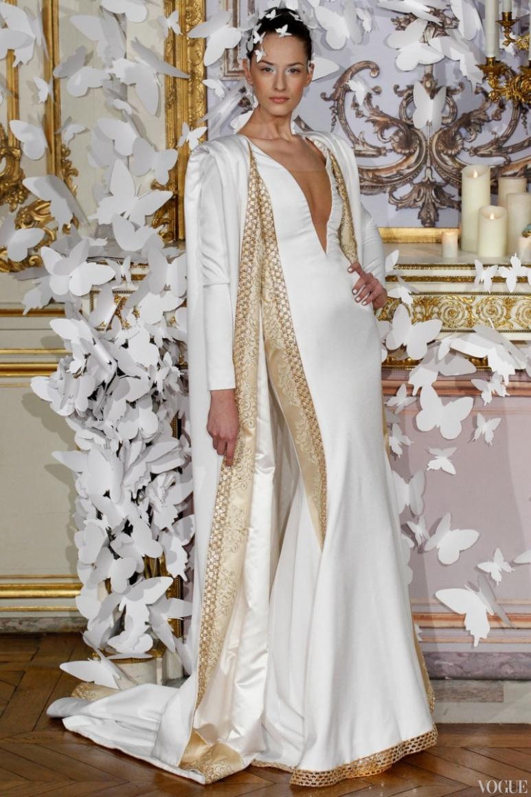 Alexis Mabille Couture весна-лето 2014 #22