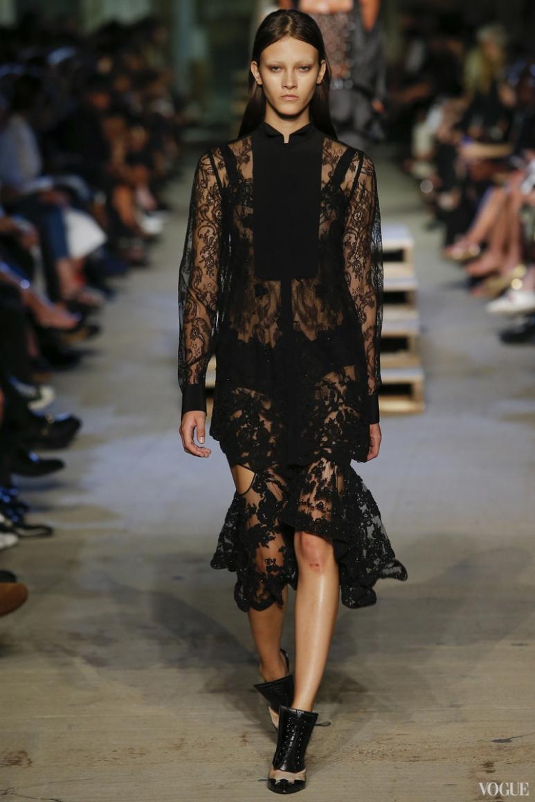 Givenchy весна-лето 2016 #14