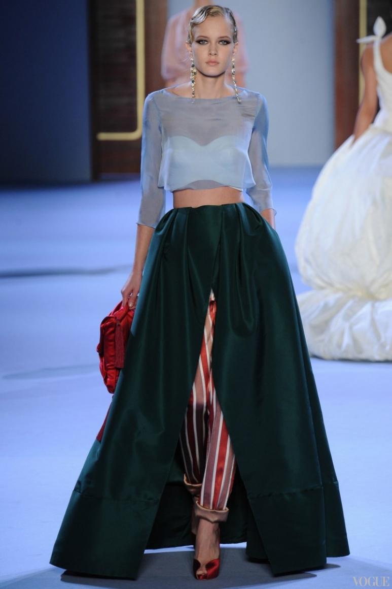 Ulyana Sergeenko Couture весна-лето 2014 #37