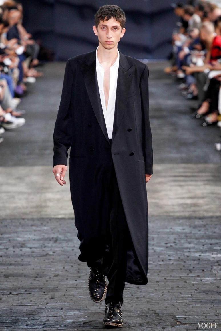 Maison Martin Margiela Menswear весна-лето 2016 #1