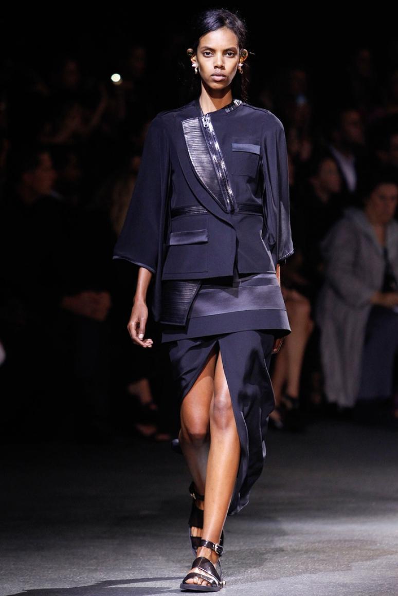 Givenchy весна-лето 2014 #48