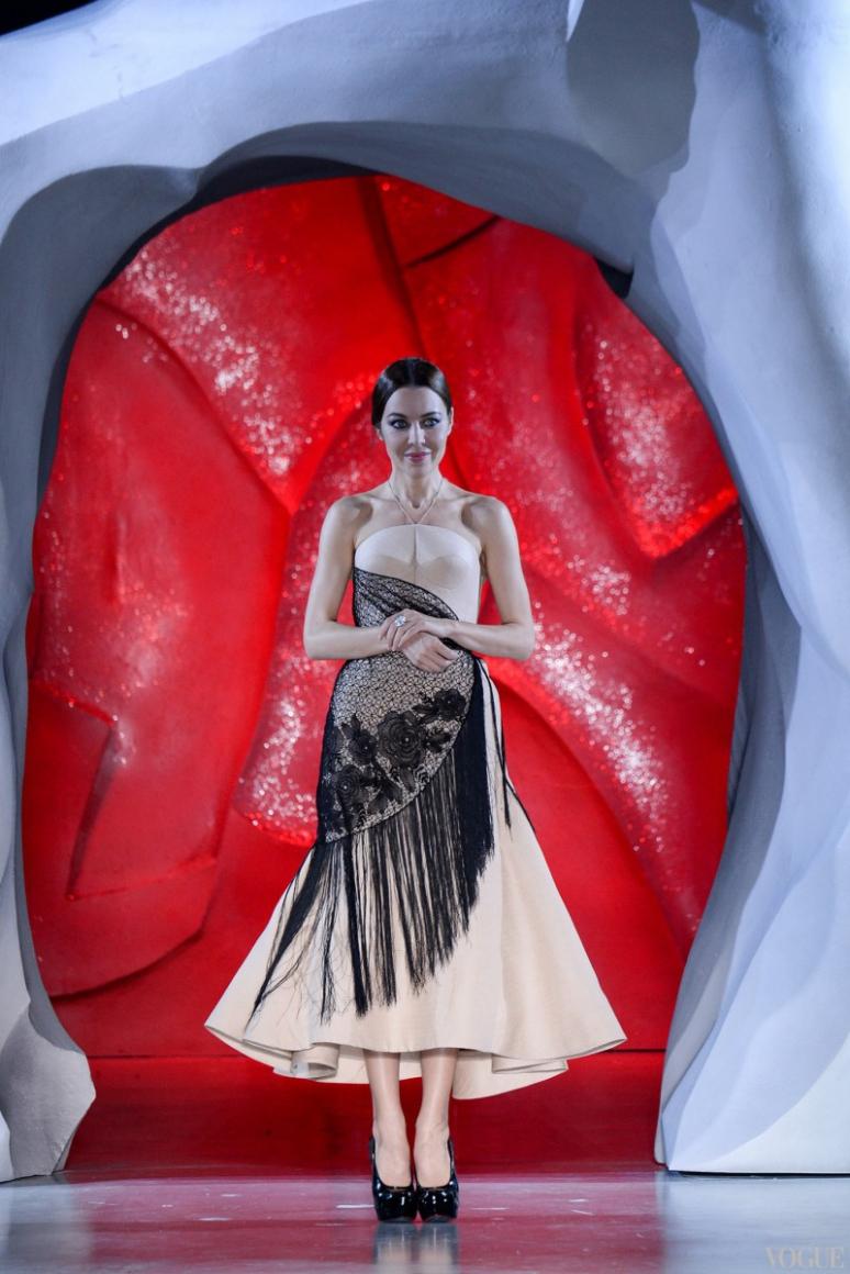 Ulyana Sergeenko Couture осень-зима 2014/2015 #4