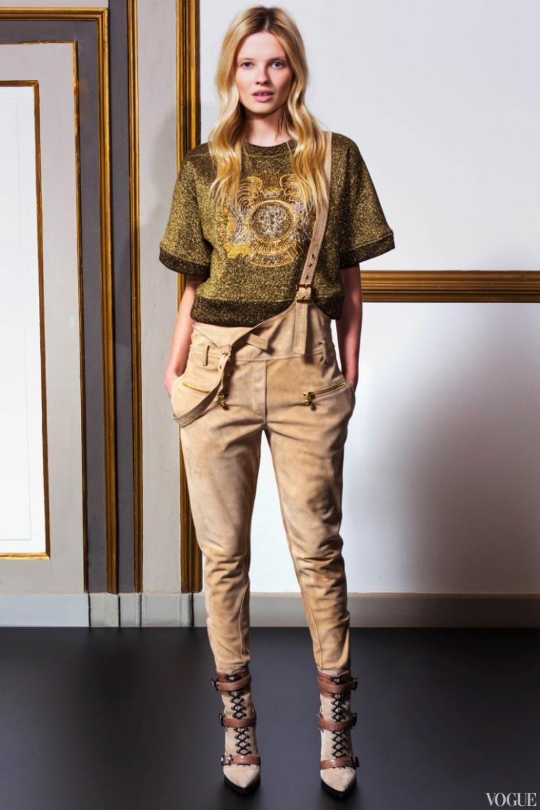 Emilio Pucci Couture весна-лето 2013 #5