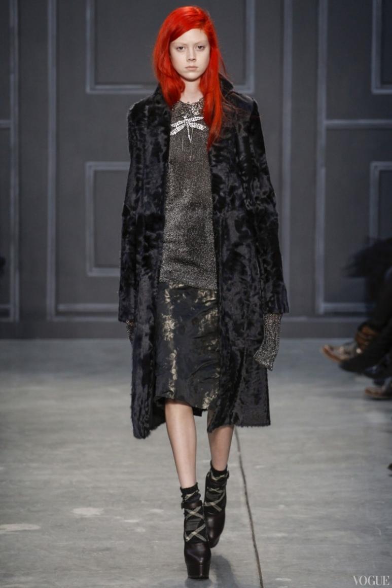 Vera Wang осень-зима 2014/2015 #21