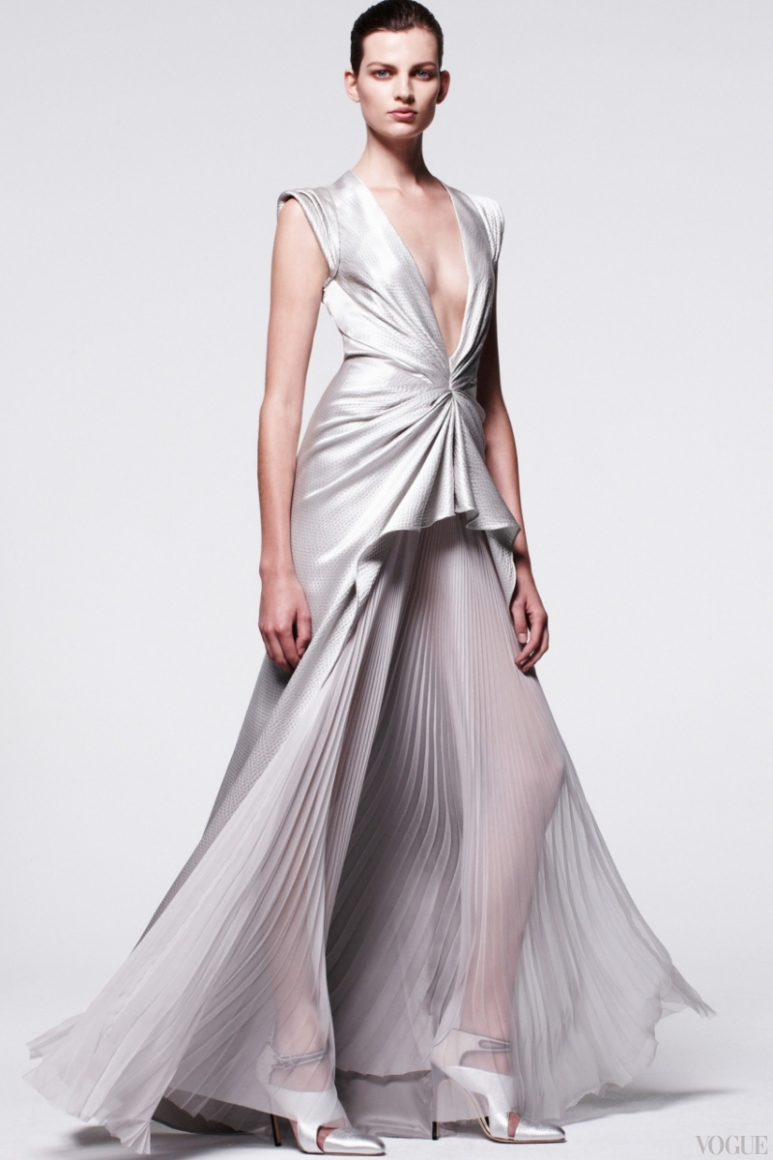 J. Mendel Couture весна-лето 2013 #1