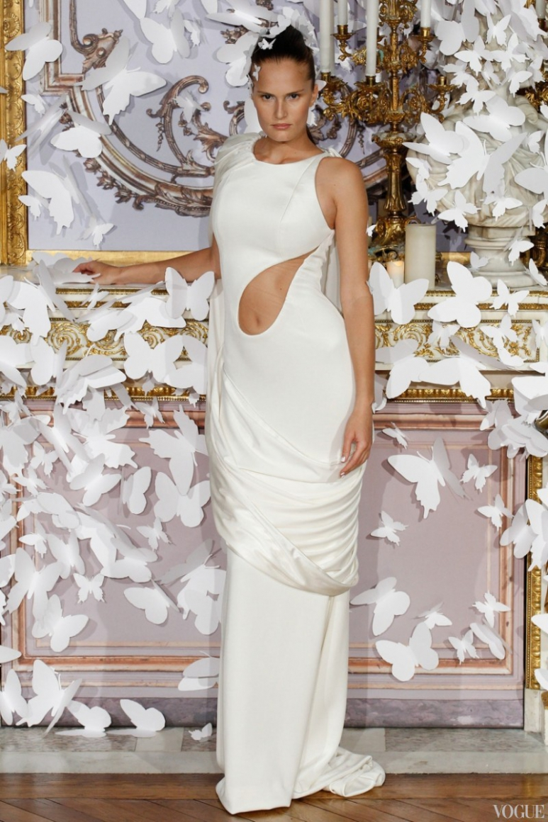Alexis Mabille Couture весна-лето 2014 #23