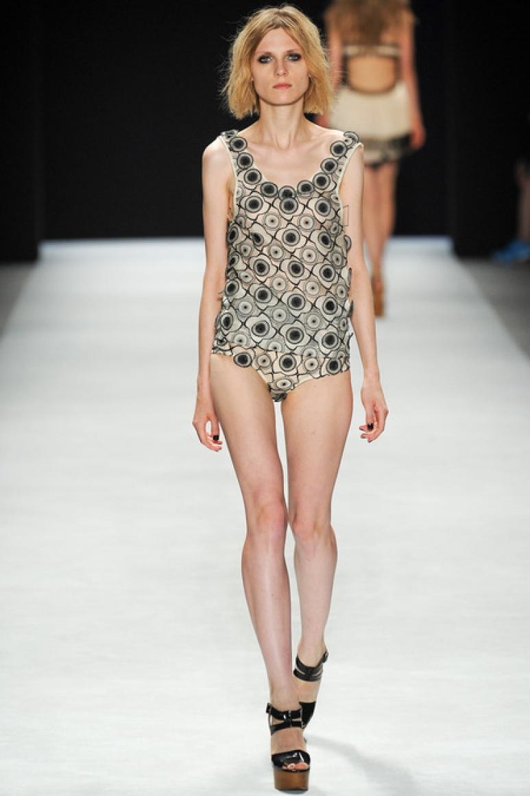 Jill Stuart весна-лето 2014 #34