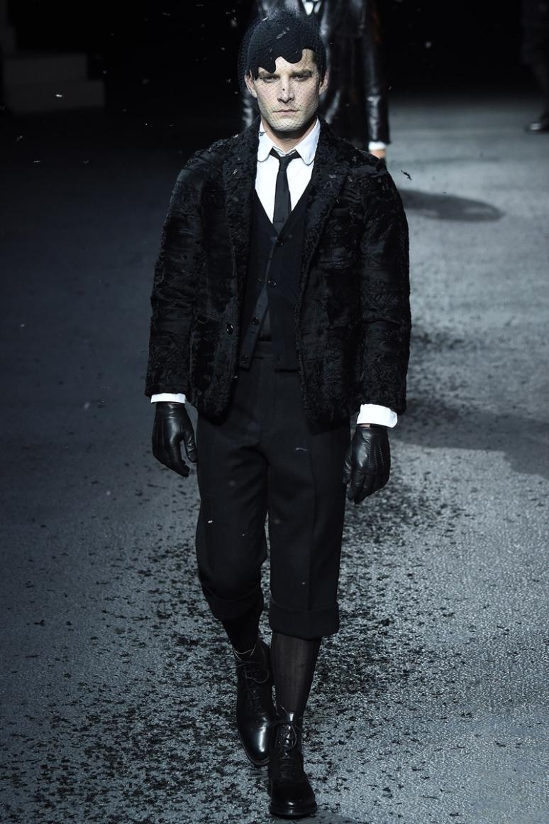 Thom Browne Menswear осень-зима 2015/2016 #29