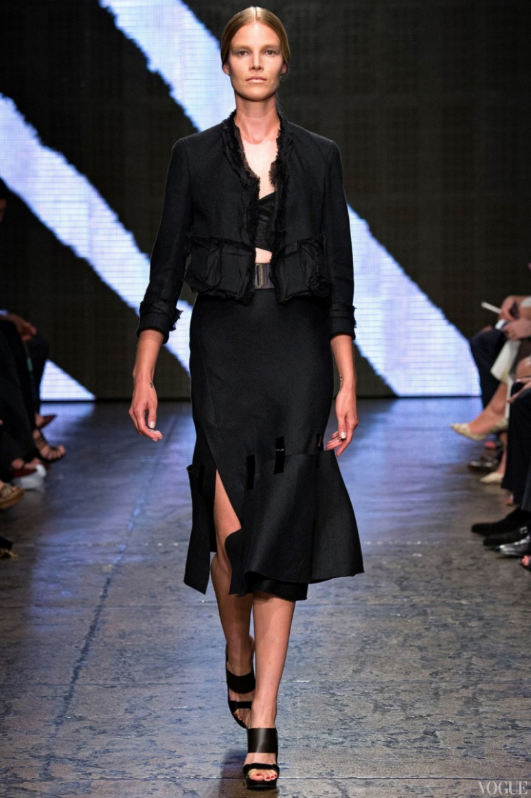 Donna Karan весна-лето 2015 #42