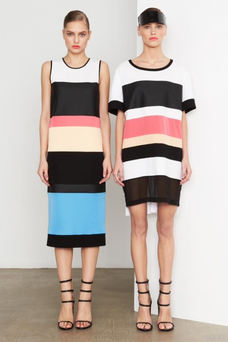 DKNY Couture весна-лето 2013 #8