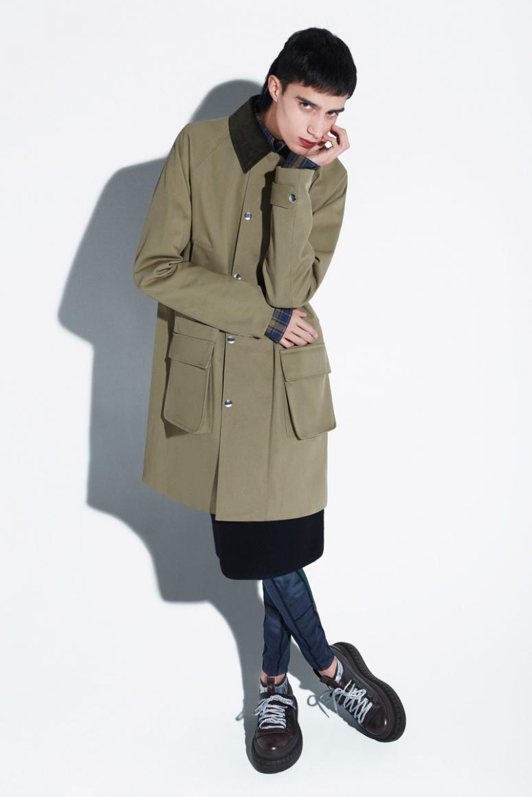 Acne Menswear осень-зима 2015/2016 #2