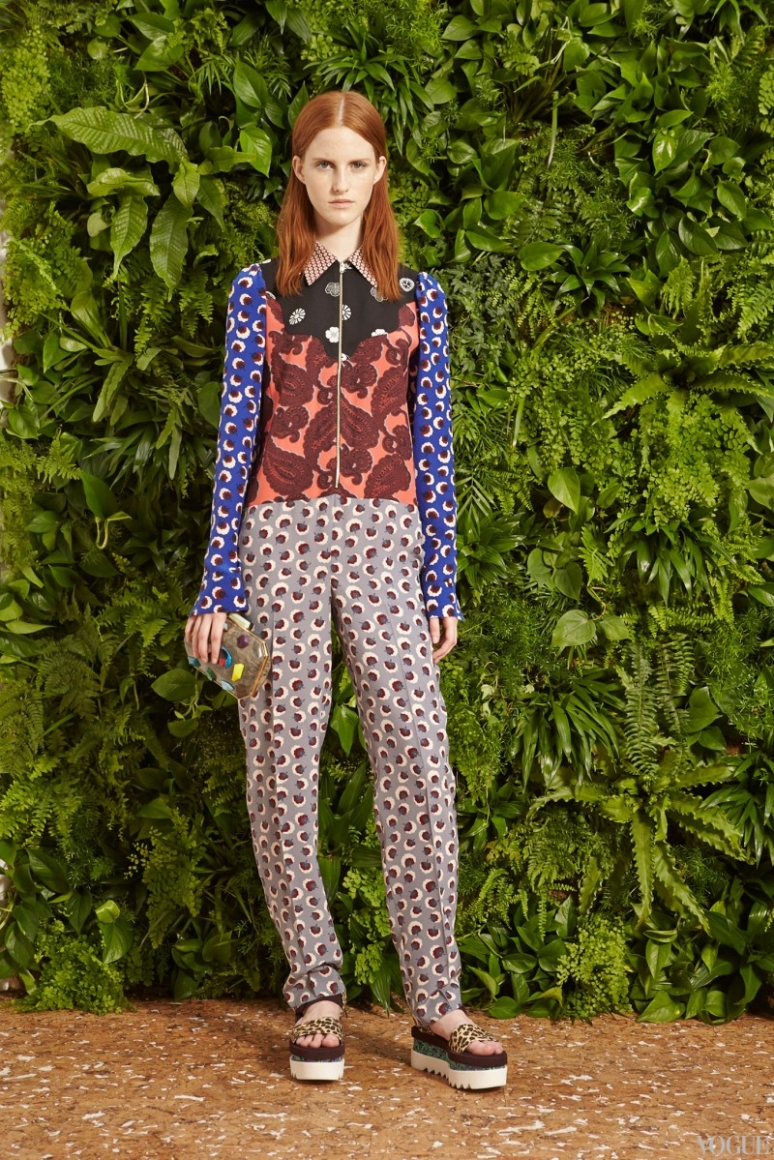 Stella McCartney Resort 2015 #24