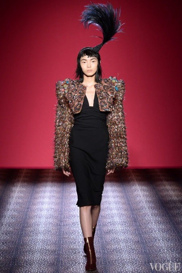 Schiaparelli Couture осень-зима 2014/2015 #12