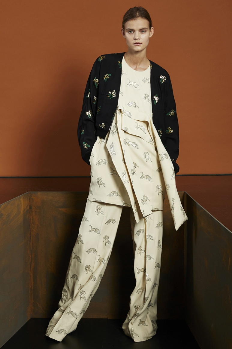 Stella McCartney Pre-Fall 2015 #4