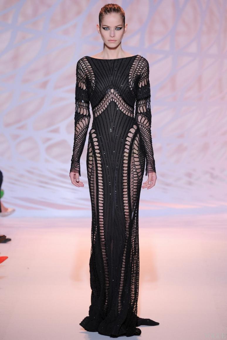 Zuhair Murad Couture осень-зима 2014/2015 #35
