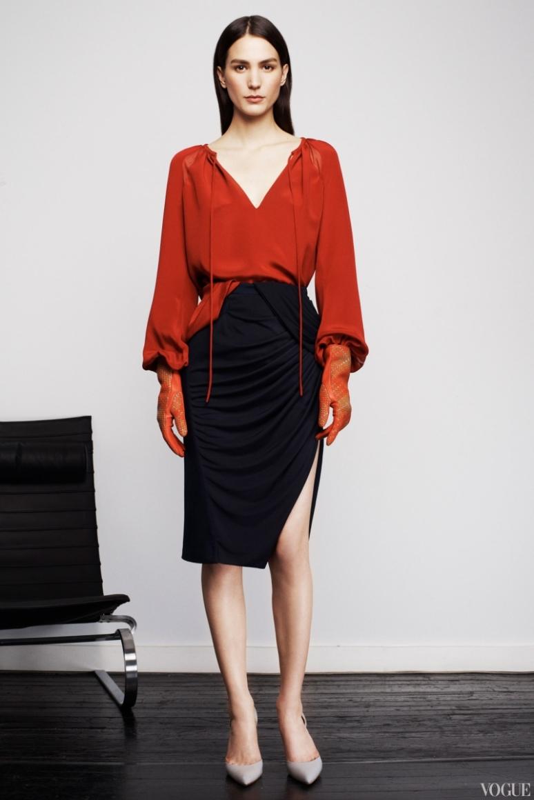 Altuzarra Couture весна-лето 2013 #1