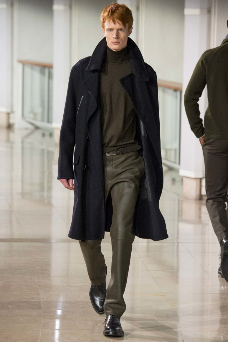 Hermes Menswear осень-зима 2015/2016 #31