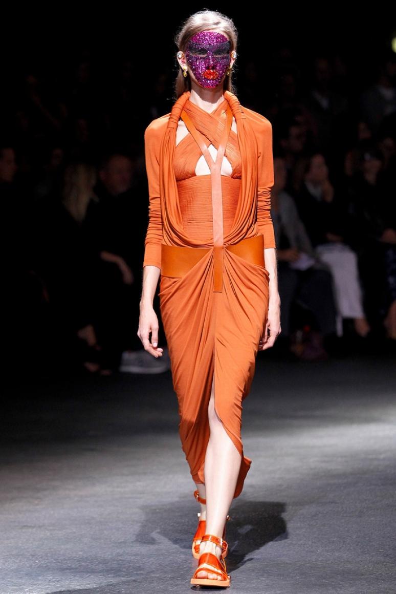 Givenchy весна-лето 2014 #40