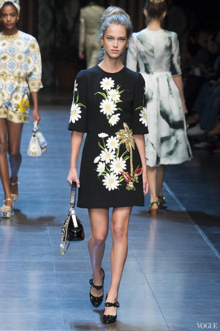 Dolce & Gabbana весна-лето 2016 #11