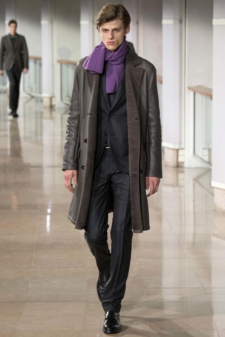 Hermes Menswear осень-зима 2015/2016 #41