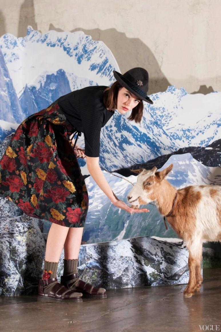 Antonio Marras Couture весна-лето 2013 #21
