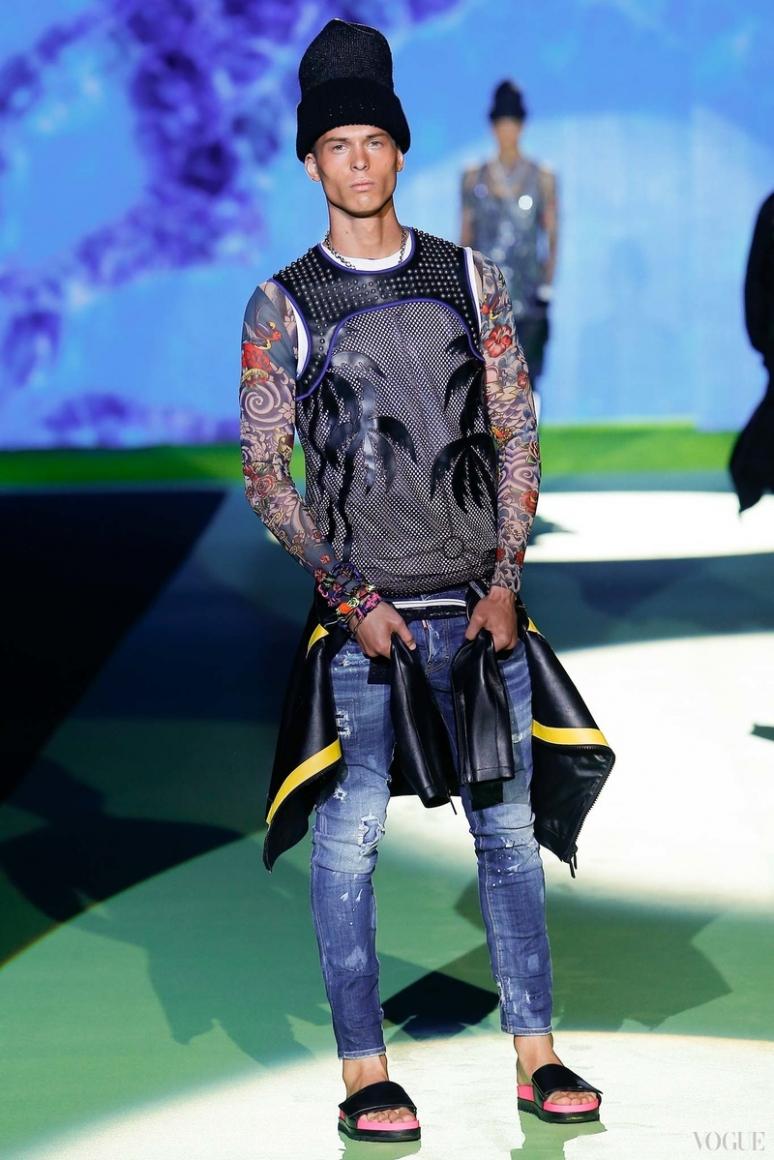 Dsquared? Menswear весна-лето 2016 #2