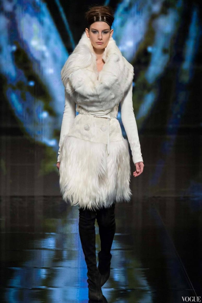 Donna Karan осень-зима 2014/2015 #26