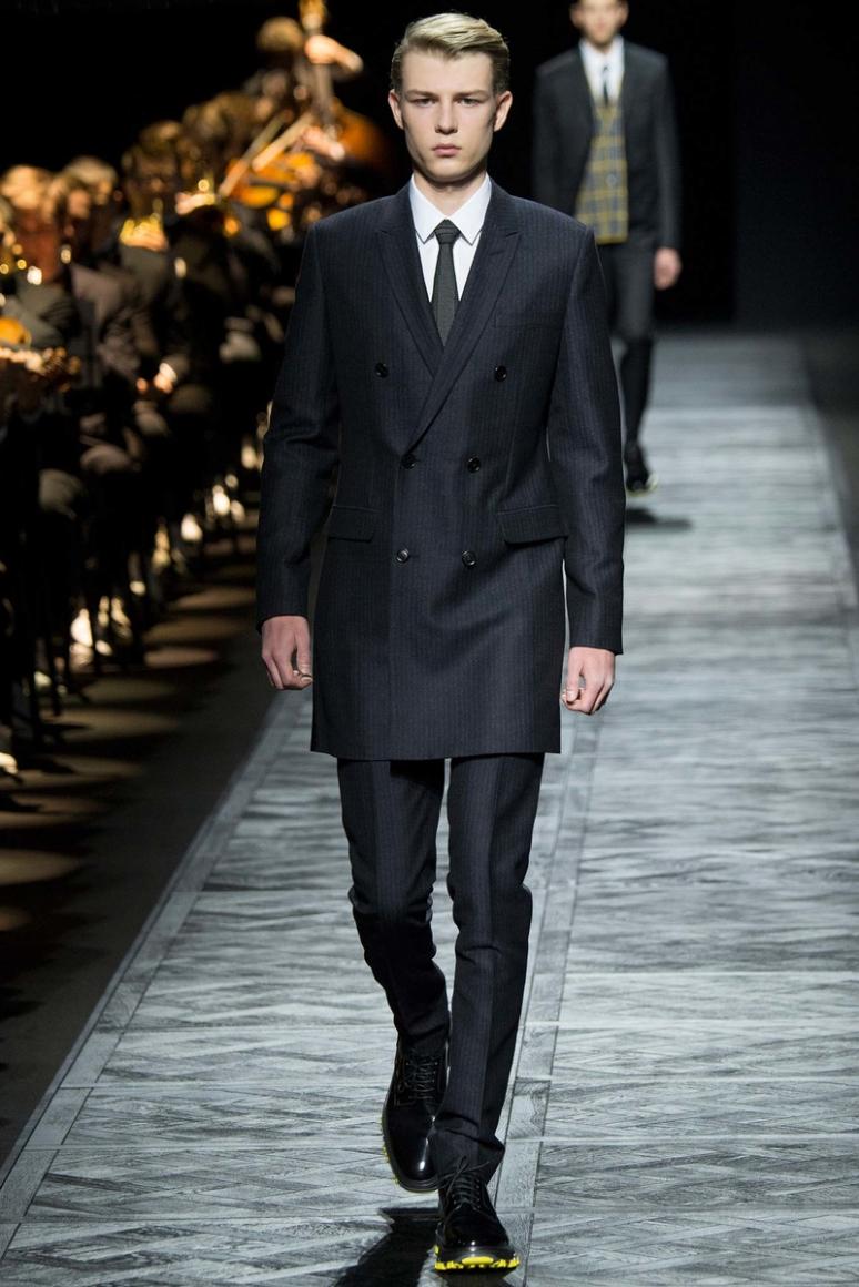 Dior Homme Menswear осень-зима 2015/2016 #18