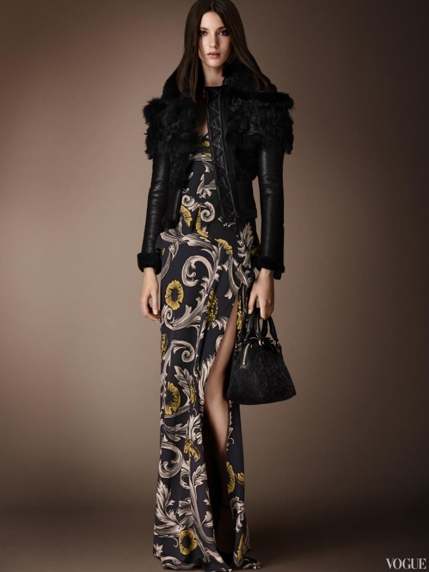 Burberry Prorsum Couture весна-лето 2013 #4