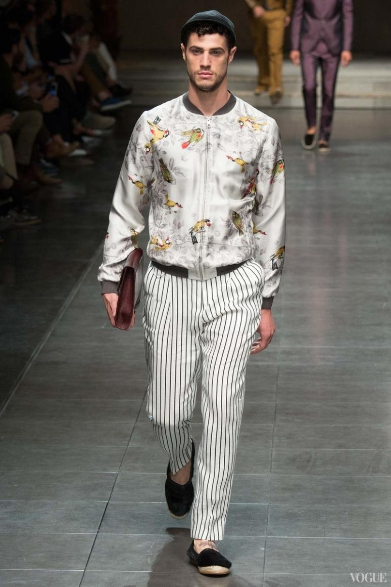 Dolce & Gabbana Menswear весна-лето 2016 #38