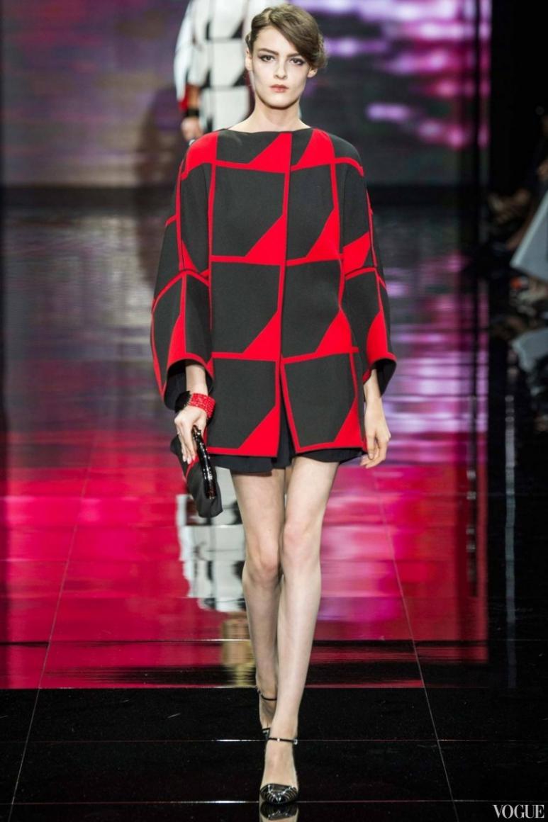 Armani Priv? Couture осень-зима 2014/2015 #42